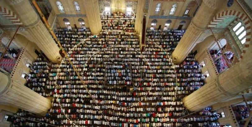 İstanbul'da Cuma namazı saat kaçta kılınacak? 29 Kasım Cuma namazı vakitleri