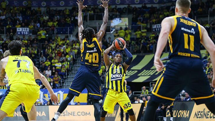 Fenerbahçe Beko: 89 - Khimki: 76