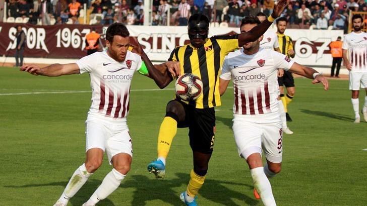 İstanbulspor - Fatih Karagümrük: 4-0