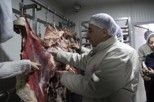 Kayseri'de işletmelere gıda denetimi