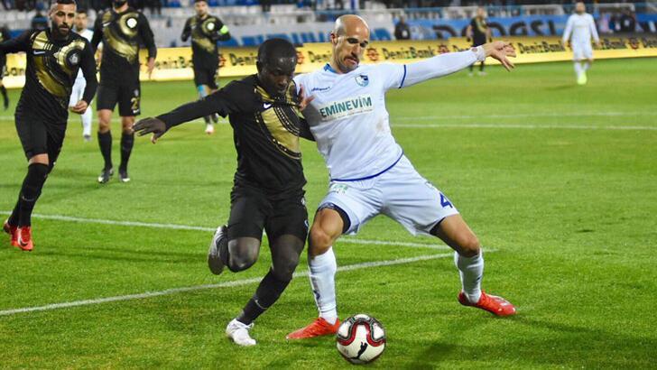 Büyükşehir Belediye Erzurumspor-Osmanlıspor: 2-0