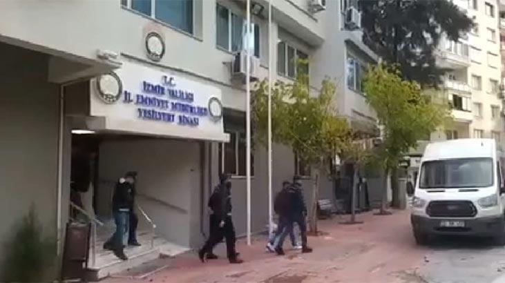 Eş zamanlı göçmen operasyonunda PKK bağlantısı