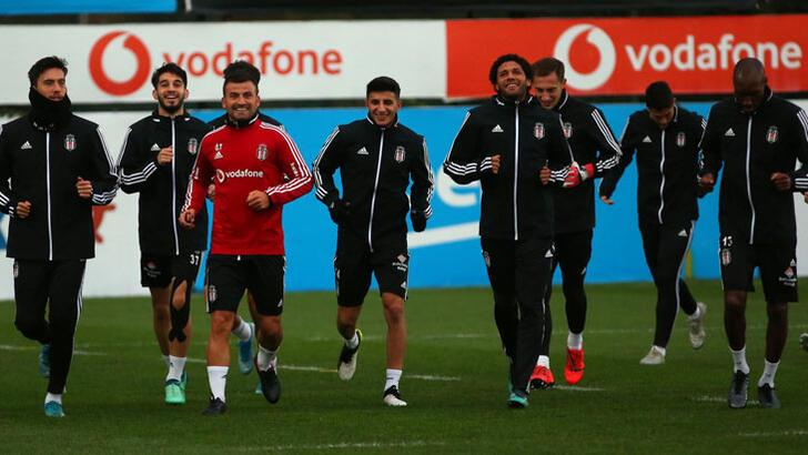 Beşiktaş'ta 3 eksik!