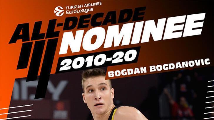 Bogdanovic, son 10 yılın en iyileri arasında