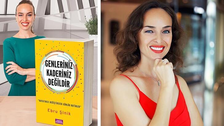 """Bütünsel Sağlık ve Ayurveda Uzmanı Ebru Şinik: """"Genleriniz Kaderiniz Değildir"""""""