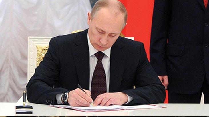Son dakika | Putin imzayı attı! Zorunlu hale geldi