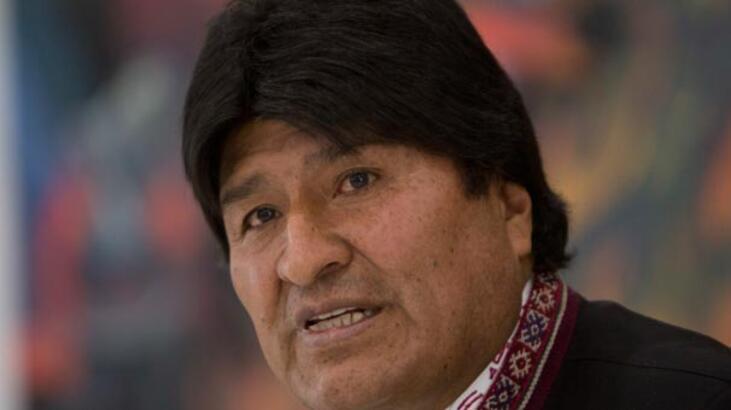 Morales, Meksika lideri Obrador'a desteğinden ötürü teşekkür etti