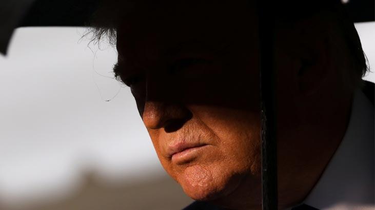 Son dakika | Trump 'günü bilerek seçtiler' dedi ve ekledi: Bu bir utançtır