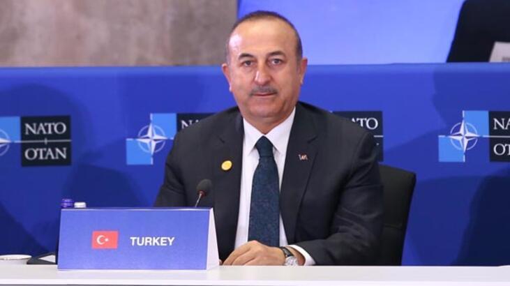 Çavuşoğlu, AB'nin yeni Genişlemeden Sorumlu Komiseri Varhelyi ile görüştü