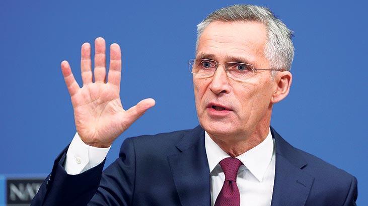 '5. madde  NATO'nun çekirdeğidir'