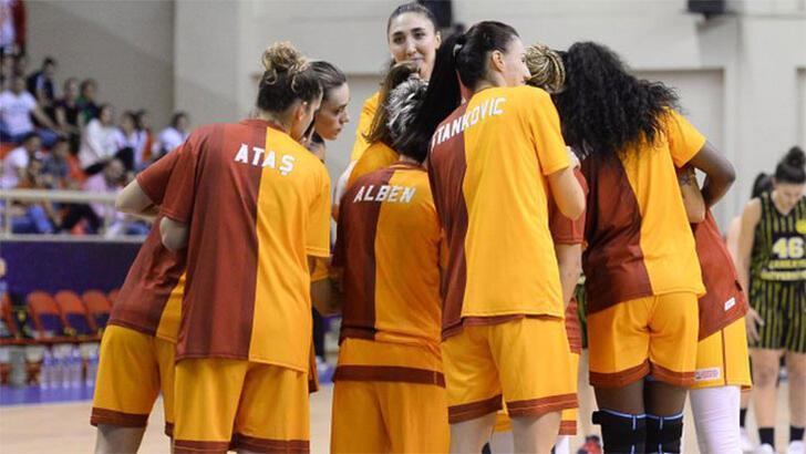 Galatasaray Kadın Basketbol Takımı'nın konuğu Artego