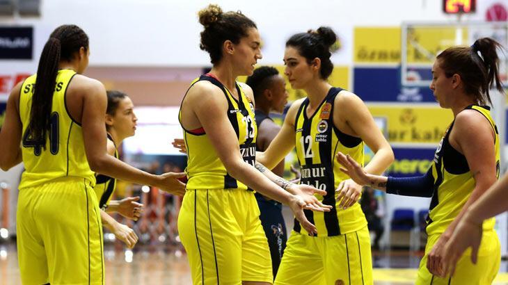 Fenerbahçe Öznur Kablo, FIBA Avrupa Ligi'nde BLMA'ya konuk olacak