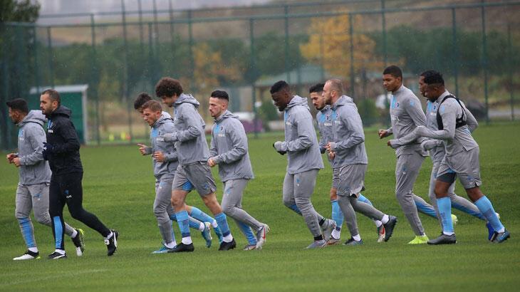 Trabzonspor kafilesi,  Altay için İzmir'e  gitti