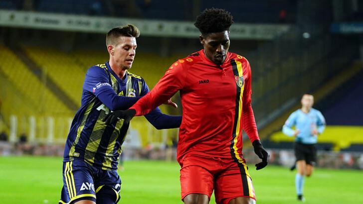 Fenerbahçe - İstanbulspor: 4-0