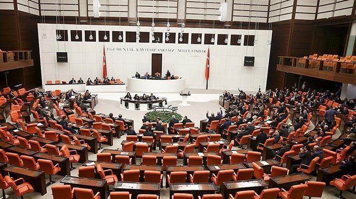İçişleri Bakanlığı düzenlemelere ilişkin teklifin iki maddesi daha kabul edildi