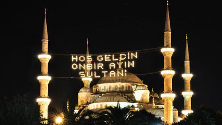 İstanbul sahur ne zaman saat kaçta başlıyor? İstanbul imsakiyesi açıklandı! 24 Nisan 2020 İstanbul sahur ve iftar vakitleri Diyanet tarafından belirlendi