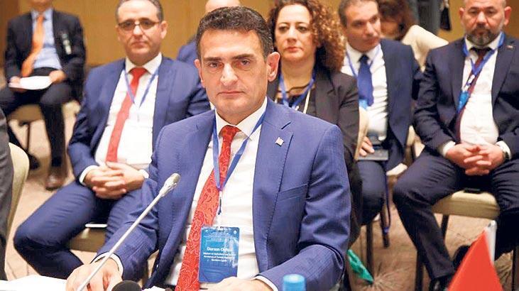 Tarım Bakanı Oğuz EİT toplantısına katıldı: Ambargolar nedeniyle sorun yaşıyoruz