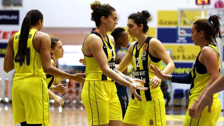 BLMA-Fenerbahçe Öznur Kablo: 76-74