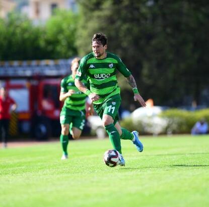 Kupanın golcüsü Yevhen Seleznov