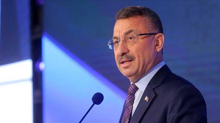 Cumhurbaşkanı Yardımcısı Fuat Oktay açıkladı! Bugün Meclis'te oylanacak