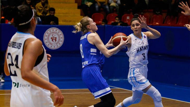 Hatay Büyükşehir Belediyespor-WBC Enisey: 92-86