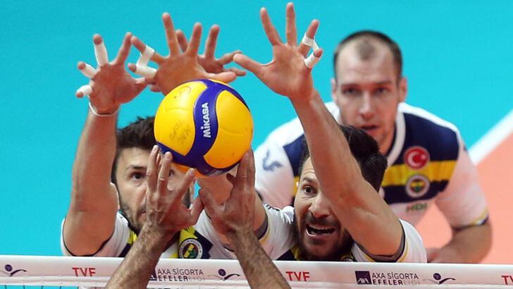 Fenerbahçe HDI Sigorta-Jihostroj: 2-3