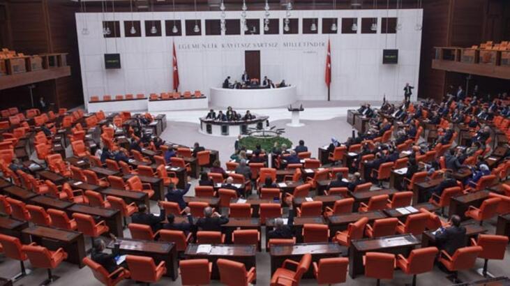 İçişleri Bakanlığı'na ilişkin yeni düzenlemeler teklifi kabul edildi