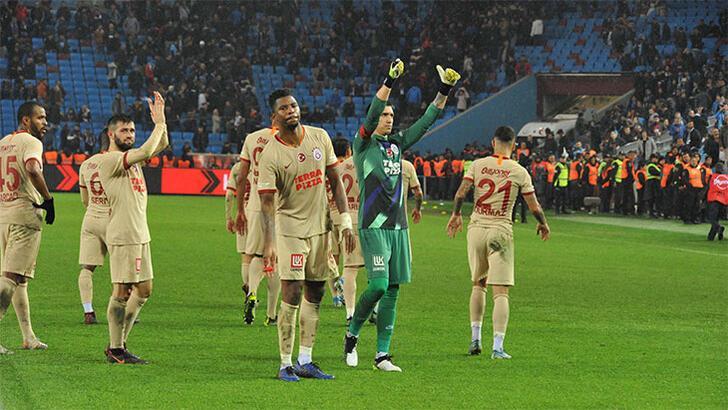 Galatasaray'da Alanya maçında 5 eksik