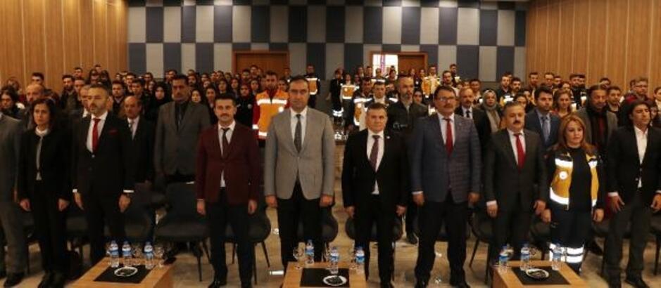 Burdur'da 112'ye 11 ayda 66 bin 475 çağrı aldı