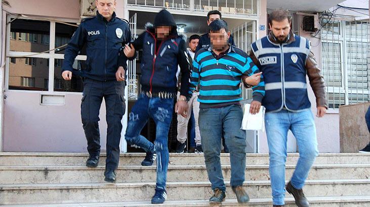Hatay'da sigara kaçakçıları suçüstü yakalandı