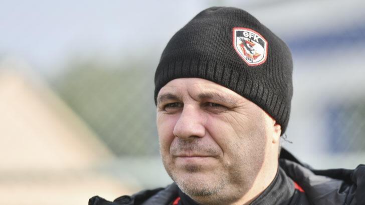 Gaziantep FK teknik direktörü Sumudica Türk oluyor