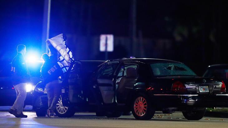 ABD'de ölümcül soygun