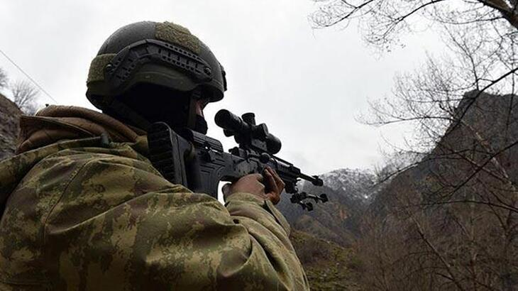PKK'ya ağır darbe! 4 terörist daha etkisiz hale getirildi