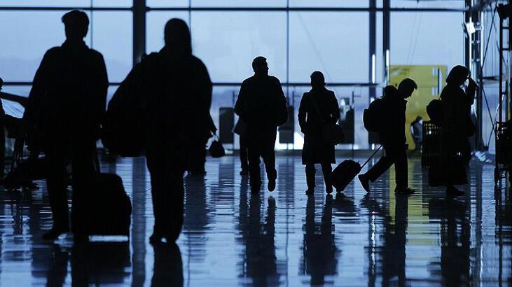 AB'de hava yolu yolcu sayısı 1,1 milyarı aştı