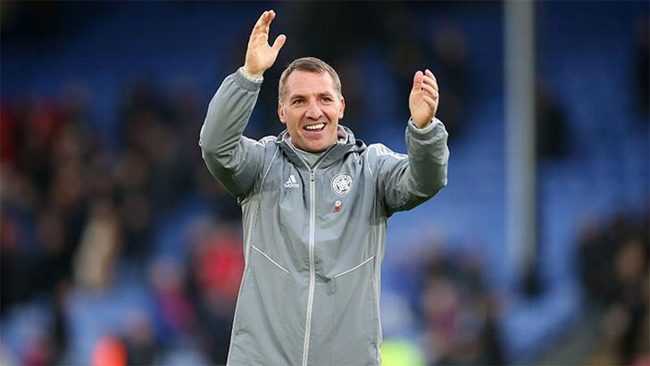 Leicester, Rodgers ile 5.5 yıllık sözleşme imzaladı