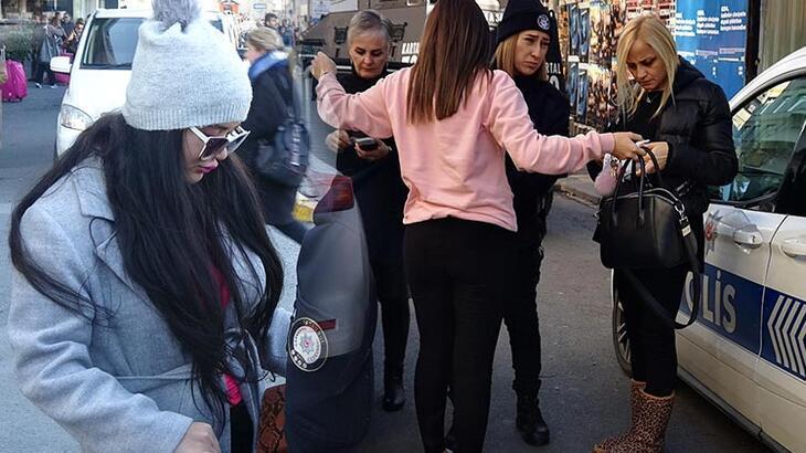 İstanbul'da 'Kurt Kapanı 19' uygulaması yapıldı!