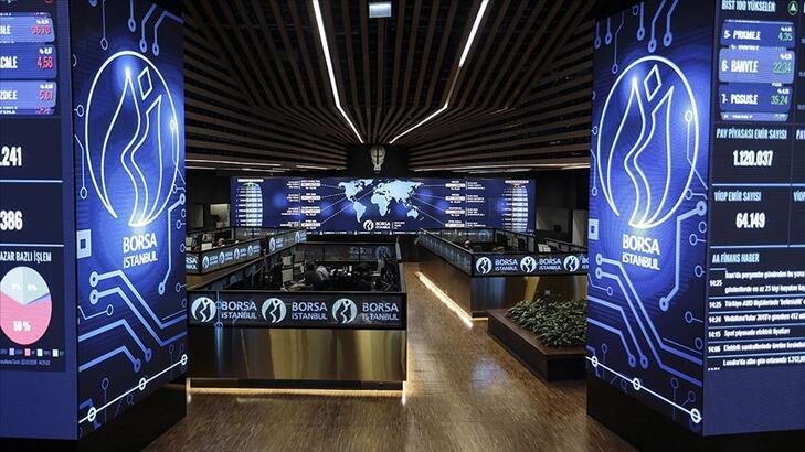 Son dakika! Borsa İstanbul 20 ayın zirvesini gördü
