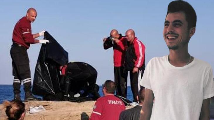 Girne'de denize düşen gencin cansız bedenine ulaşıldı!