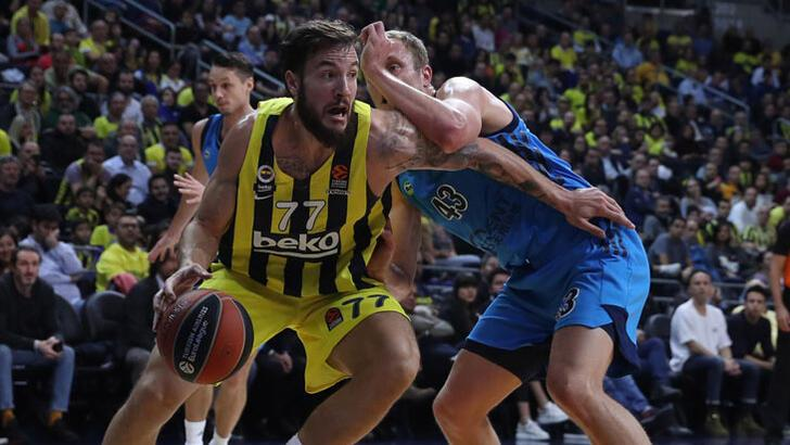 Fenerbahçe Beko - Alba Berlin: 107-102