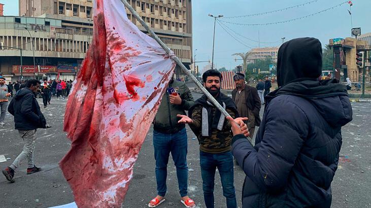 Kimliği belirsiz kişiler göstericilere ateş açtı, ordu asker konuşlandırma kararı aldı