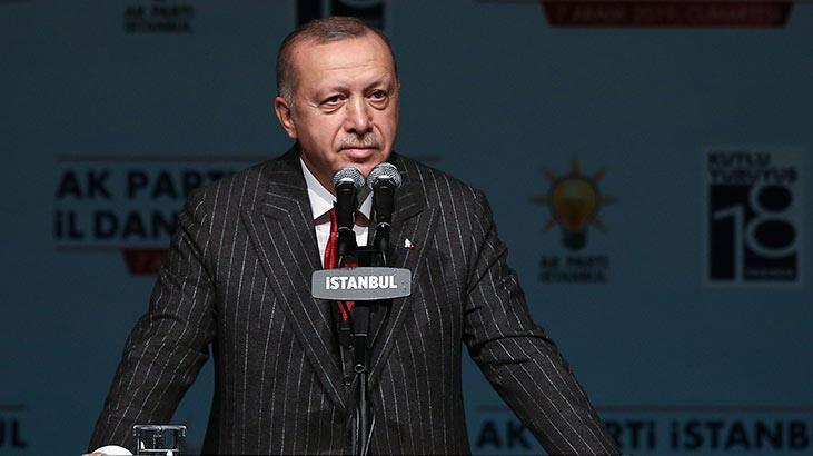 Cumhurbaşkanı Erdoğan, ilk kez anlattı: Dolandırmaya çalışıyorlar