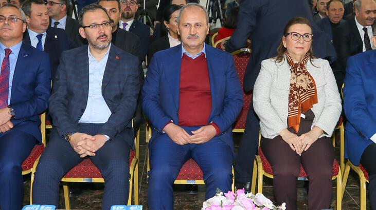 Bakanlar Pekcan, Turhan ve Kasapoğlu Manisa'da halkla buluştu