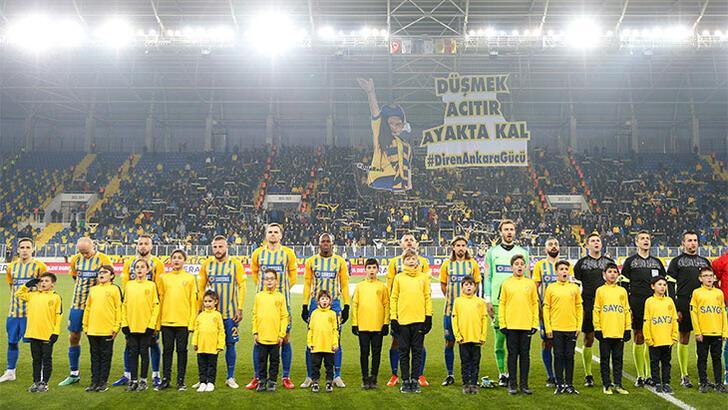 Ankaragücü'ne Mustafa Kaplan da çare olamadı