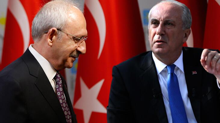 Muharrem İnce'yi çileden çıkaran sözler! 'Kılıçdaroğlu haber gönderdi'