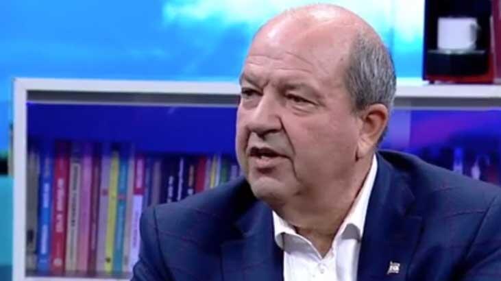 KKTC Başbakanı Tatar'dan CNN Türk'te önemli açıklamalar