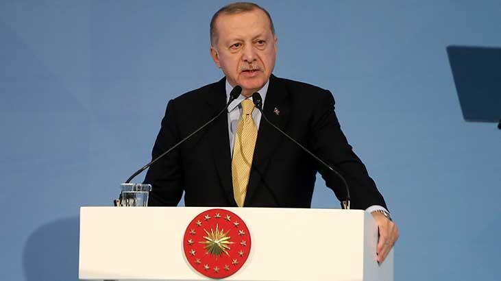 Son dakika.... Cumhurbaşkanı Erdoğan'dan önemli açıklamalar