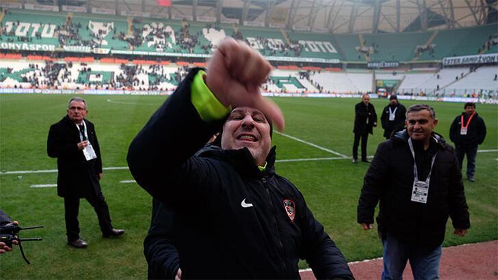 Konyaspor'dan Sumudica açıklaması