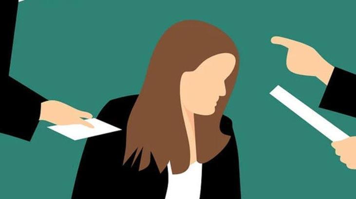 Çalışan kadınların yarısı mobbinge maruz kalıyor
