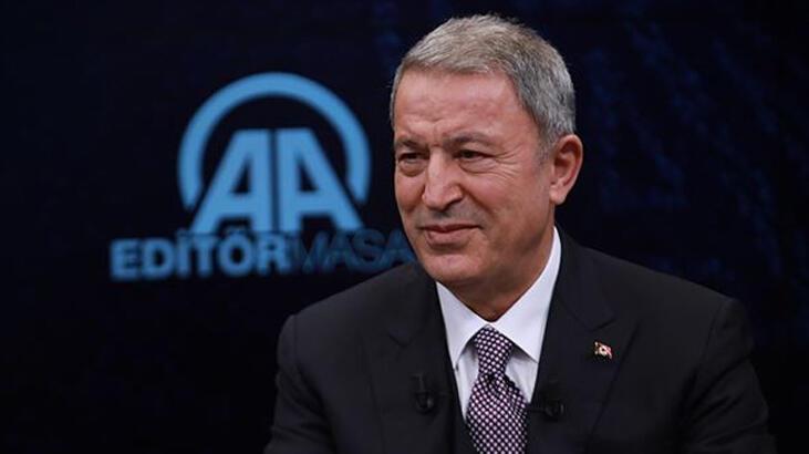 Bakan Akar'dan flaş NATO açıklaması: Türkiye'nin sorgulanması anlamsız