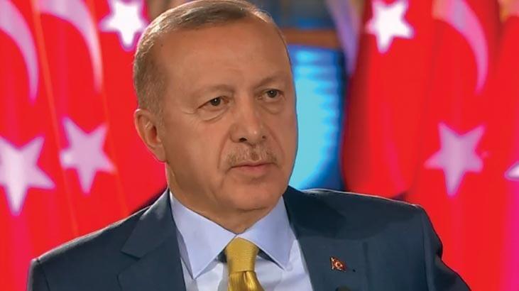 Cumhurbaşkanı Erdoğan: Yunanistan'ı çıldırtan o